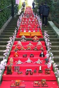 まがり雛祭り 佛現寺