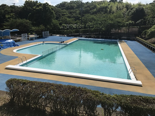 2019 東大室プール (2)m